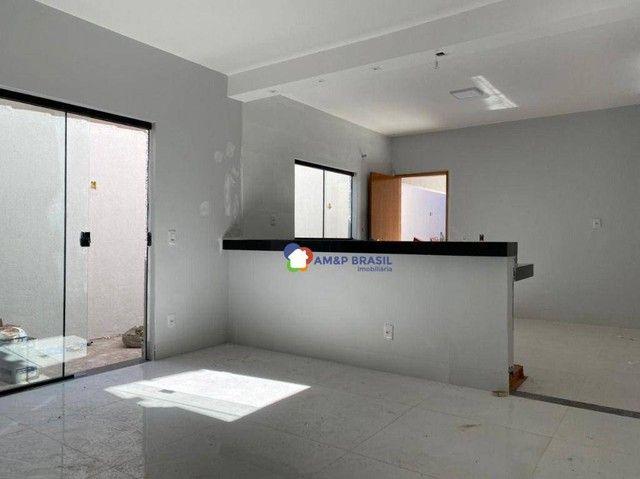 Casa com 3 dormitórios à venda, 215 m² por R$ 830.000 - Jardim Europa - Goiânia/GO - Foto 3