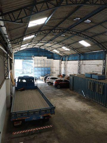 Excelente Galpão c/ escritórios em Santos /SP ( Prox. Av. Perimetral ) - Foto 17