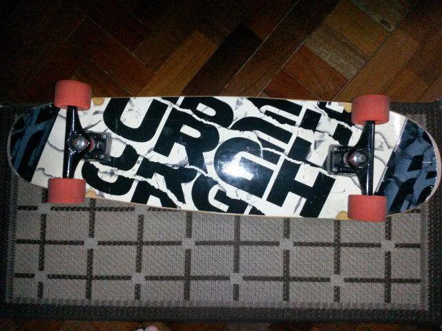 Skate longboard semi novo