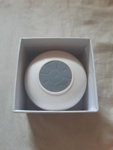 Caixa de som à prova d'água Bluetooth - Foto 3