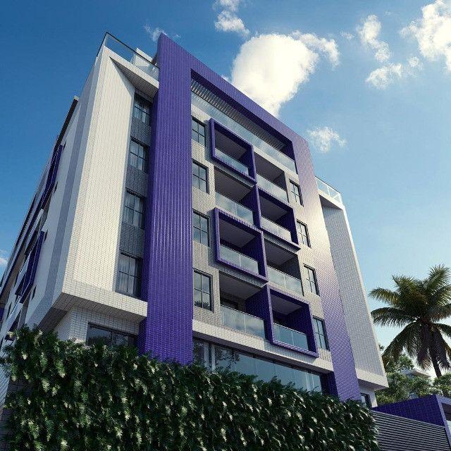 Lançamento no Bessa - Apartamentos 1, 2 e 3 quartos - Elevador e lazer na cobertura