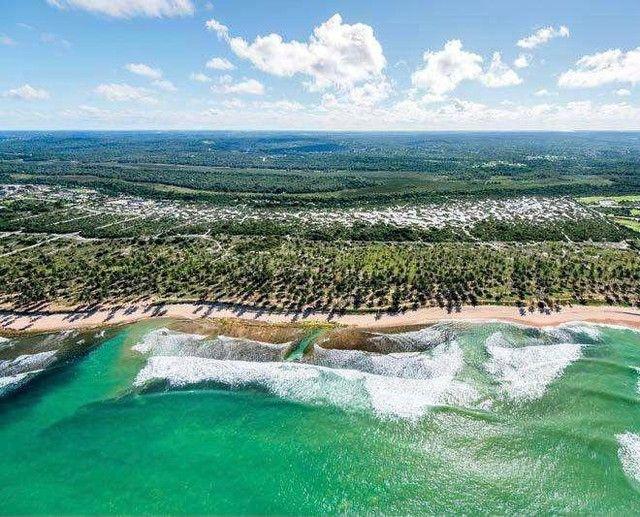 Condomínio Praia das Jangadas - Praia do Forte - Terrenos de 630 m² e 800 m² - Beira Mar -