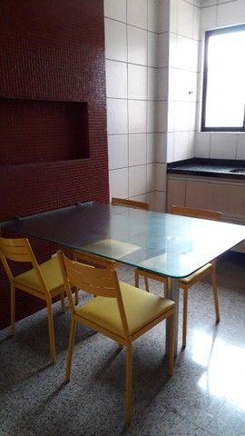 Apto. no coração daAldeota - 194m2 - 3 suítes + Gabinete (Mobiliado!) - Foto 12