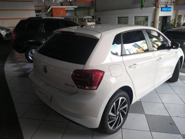 Volkswagen polo 2021 1.0 200 tsi highline automÁtico - Foto 4