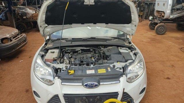Ford Focus 2013 Revisado Bom Para Peças - Foto 13