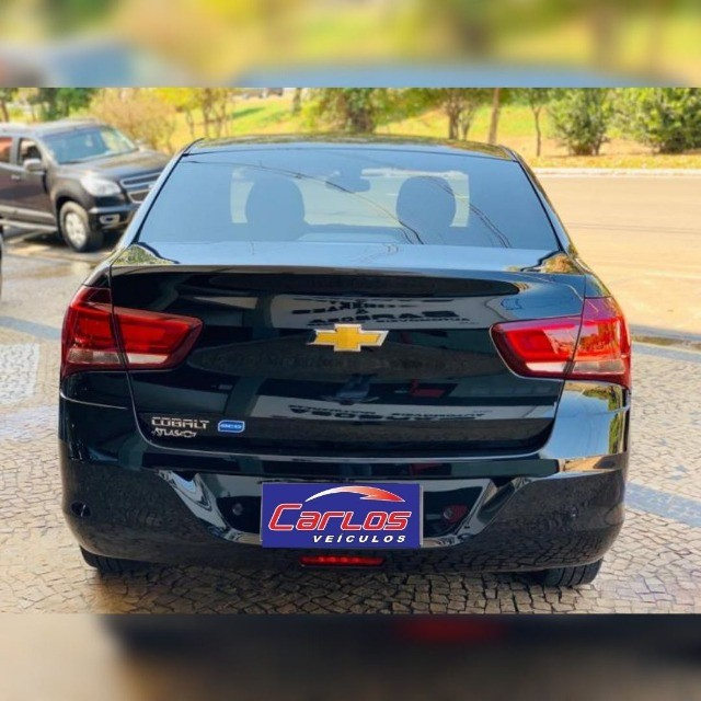 Chevrolet Cobalt 2019 Elite Automático 1.8 - Foto 4