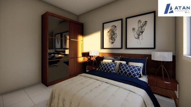 Condomínio Maria Luiza Bitar 2/4 suite e sacada - Foto 14