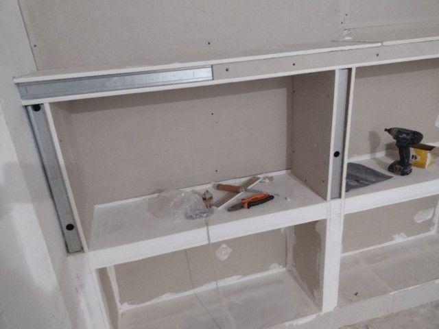 Serviços de Gesso e DryWall - DryWall, Sancas e Decorações