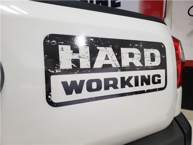 Fiat Strada 2019 1.4 mpi hard working cs 8v flex 2p manual - Foto 14