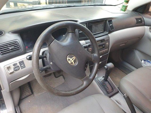Corolla seg 1.8 automático .. primeira  - Foto 4