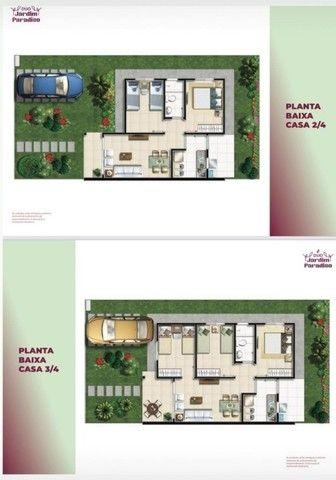 Casa de 2 ou 3 quartos, com possibilidade de mais um pavimento - Foto 15