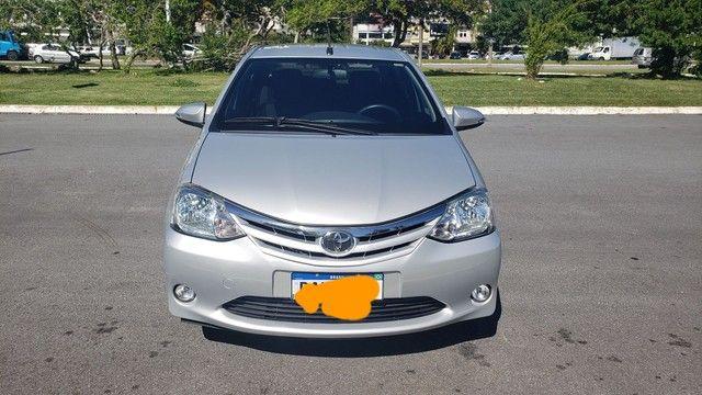 Toyota Etios SD XLS.15 AUT 2017 - Foto 6