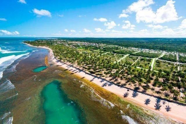 Condomínio Praia das Jangadas - Praia do Forte - Terrenos de 630 m² e 800 m² - Beira Mar - - Foto 8