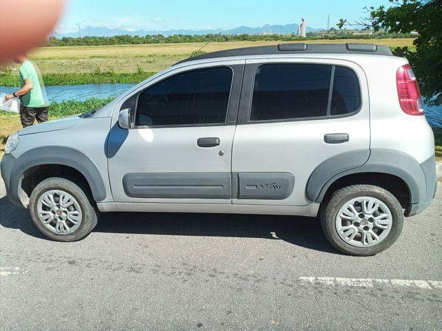 Fiat Uno Way 2012 com GNV