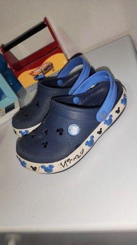 Crocs Infantil C10/11 - Foto 5