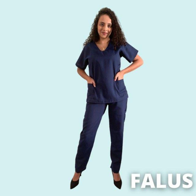 Pijama Cirúrgico Falus