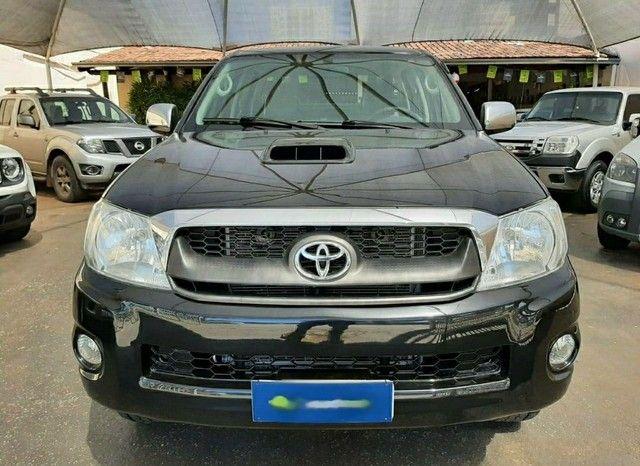 TOYOTA HILUX - 3.0 SRV 4X4 R$9.800,00 - Foto 2