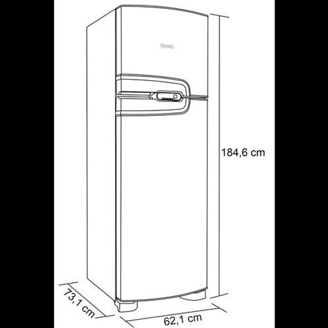 Geladeira/Refrigerador 386L Consul - Foto 2
