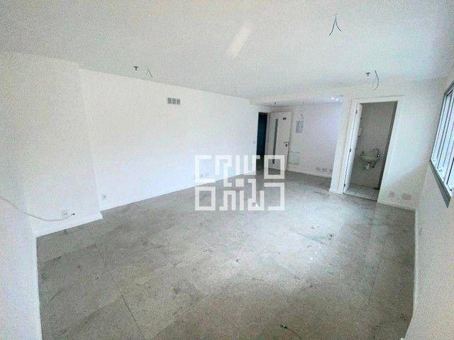 Sala para alugar com vaga. Piso em GRANITO,, 30 m² por R$ 1.200/mês - Icaraí - Niterói/RJ - Foto 4