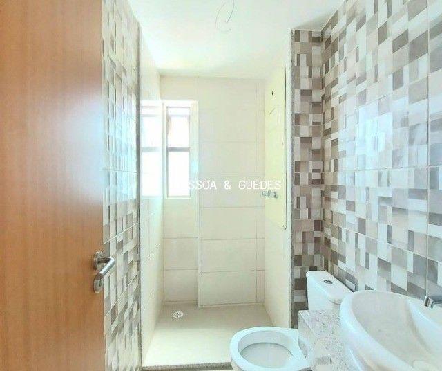 JP - Edf. Ocean Way - Apartamento 3 Quartos 89 m² - Andar Alto - Vista Mar - Foto 9