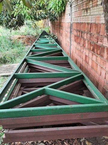 Vende se estrutura metálica  - Foto 2