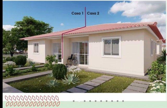 Casa de 2 ou 3 quartos, com possibilidade de mais um pavimento - Foto 4