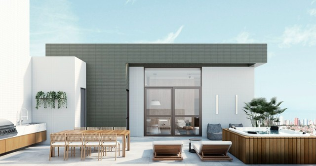 Apartamento com 02 quartos , 55,75m² no Bairro de Tambauzinho