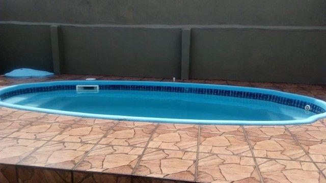 Casa 4 quartos e piscina na Marambaia - Foto 2