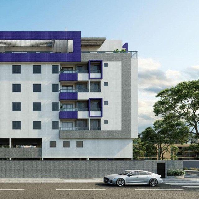 Lançamento no Bessa - Apartamentos 1, 2 e 3 quartos - Elevador e lazer na cobertura - Foto 3