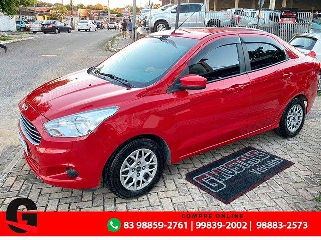Ford ka SEDAN 2016 1.5 COMPLETAO ( Gmustang veiculos )  - Foto 4