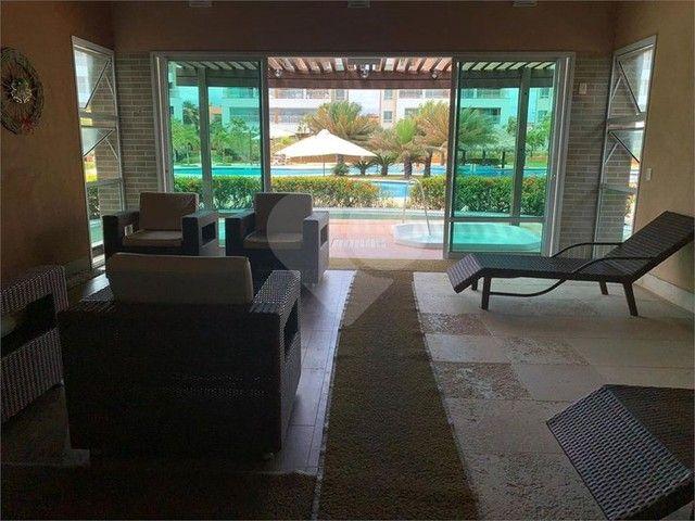 Apartamento à venda com 4 dormitórios em Porto das dunas, Aquiraz cod:31-IM538682 - Foto 4