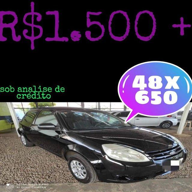 Ford Ka 2011 Básico financia 100% saiba mais *