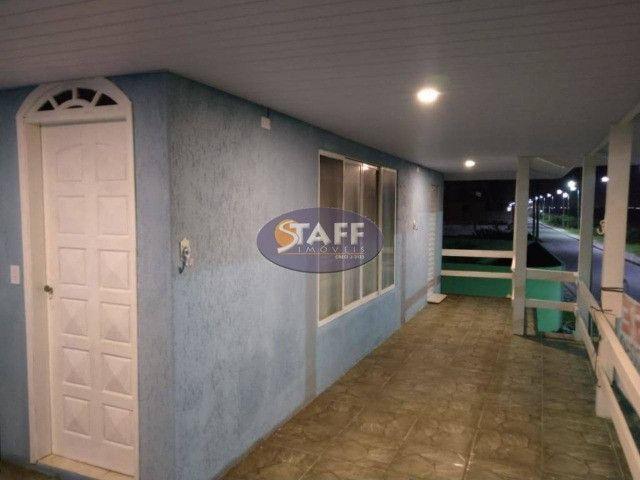 OX2-Casa com 3 quartos, 160 m², à venda por R$ 350.000 Unamar - Cabo Frio/RJ - Foto 14