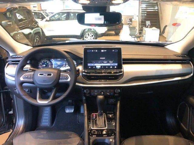 Jeep Compass Limited Diesel - 2021/2022 2.0 TD350 Turbo AT9 - Foto 4