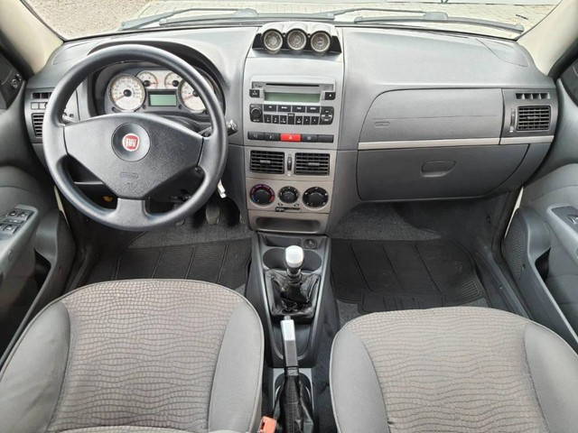 Fiat Palio Weekend W.ADV. LOCK. ITALIA 1.8 Flex 16V - Foto 7
