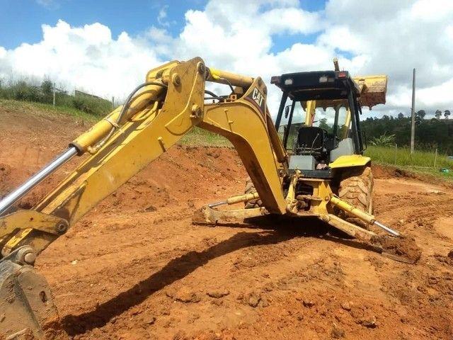 Retro escavadeira Carterpillar - Foto 6