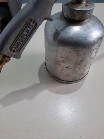Pistola para pintura compressor