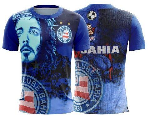 Camisa do Bahia - Personalizada Exclusiva