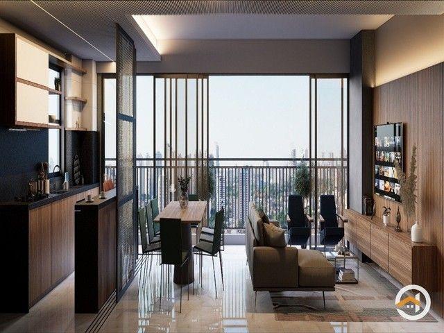 Apartamento à venda com 2 dormitórios em Setor oeste, Goiânia cod:5043 - Foto 4