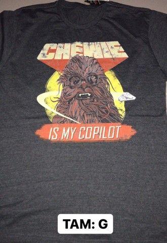 Camisetas Personagens  - Foto 6