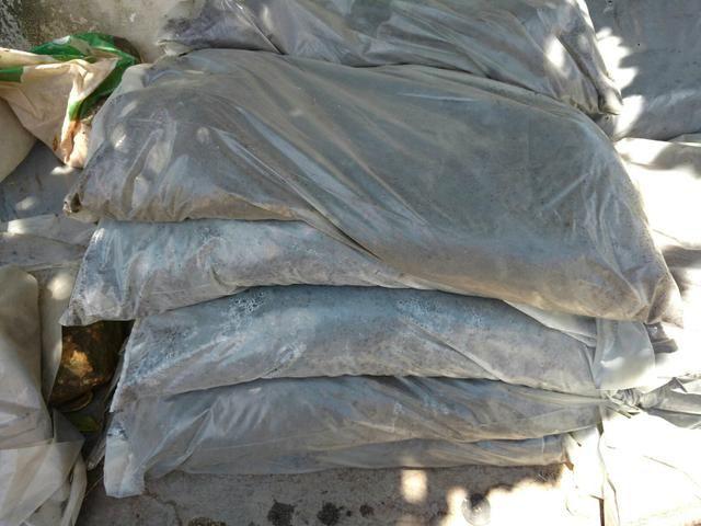Terra preta adubada 20 kg 5,00 entrega gratuita