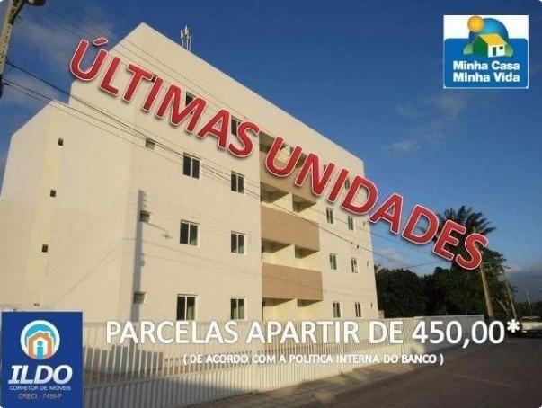 Apartamentos - Prédio residencial em Solânea