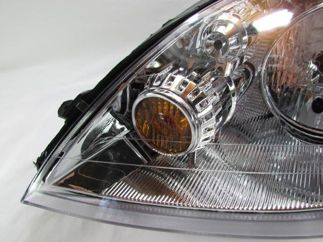 Farol Fiesta Hatch Sedan Cromado 2003 04 2005 2006 Esquerdo - Foto 3