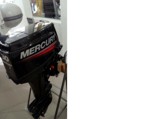 Motor de popa Mercury 30 hp Zero! Manual - Foto 4