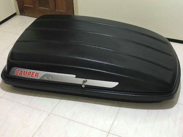 Bagageiro de Teto Camper Box 360L