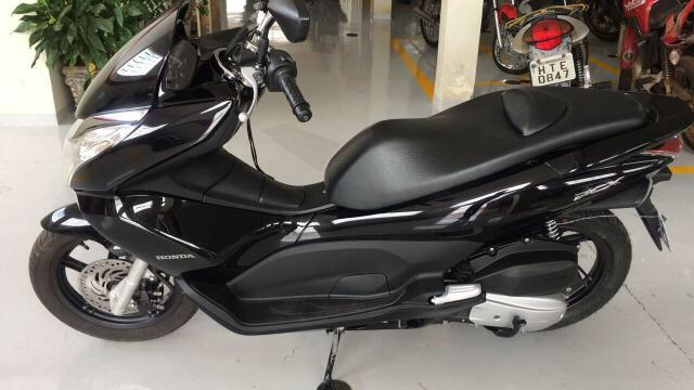Vendo pcx 150 cc 14/15