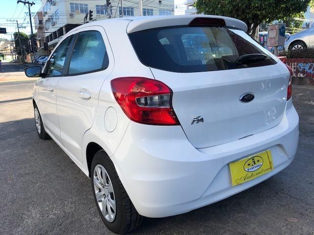 Ford Ka 2018 SE 1.5 + 26.000km + garantia de fabrica =0km ac trocaa - Foto 9