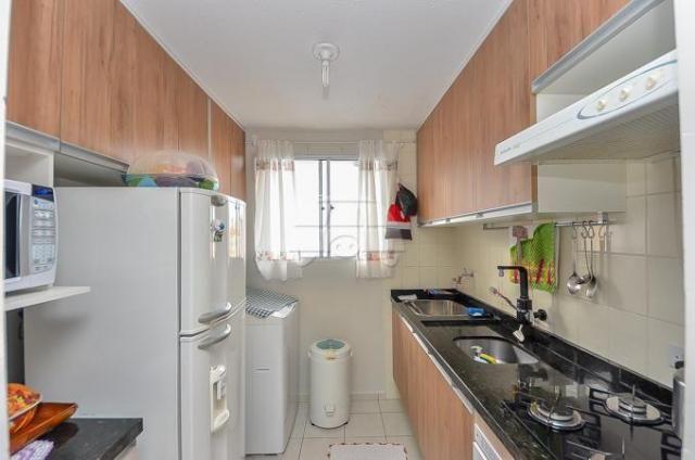 Apartamento à venda com 2 dormitórios em Sítio cercado, Curitiba cod:148809 - Foto 4