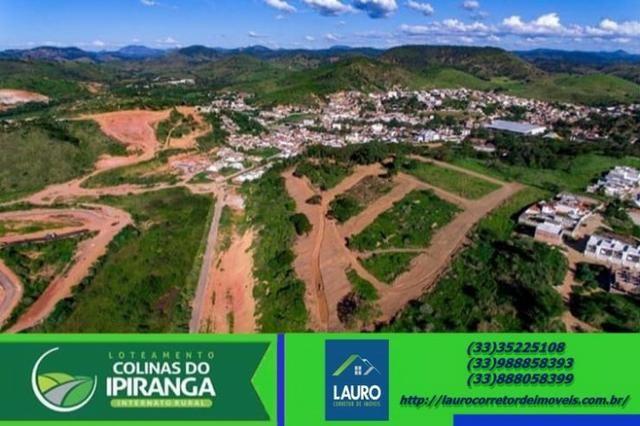 Terrenos no loteamento Colinas do Ipiranga, obras em andamento a todo vapor - Foto 6