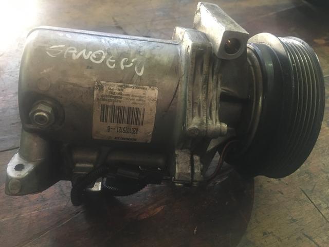 Compressor de ar Sandero / Logan / Duster 1.6